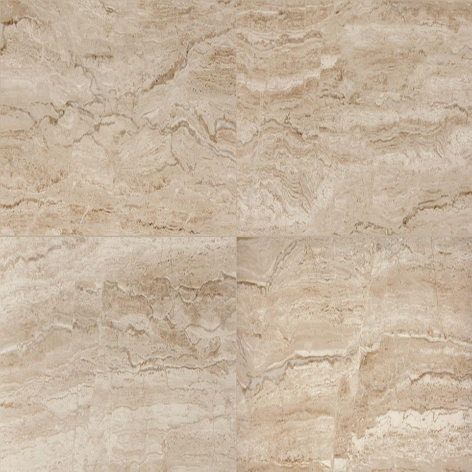 Marble Attache - Polished by Floorcraft - Travertine